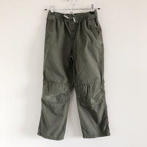 Hanna Andersson Green Elastic Waist Pants 140 / 10